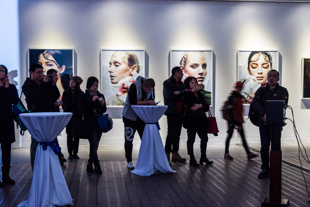 Tsinghua-Academy-of-Art-and-Design-Gallery-Exhibition-Opening-Zhang-Jingna6.jpg