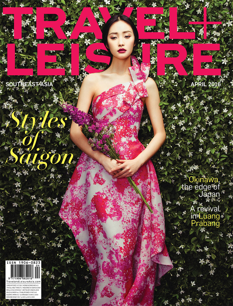 Travel+Leisure Asia , April 2016