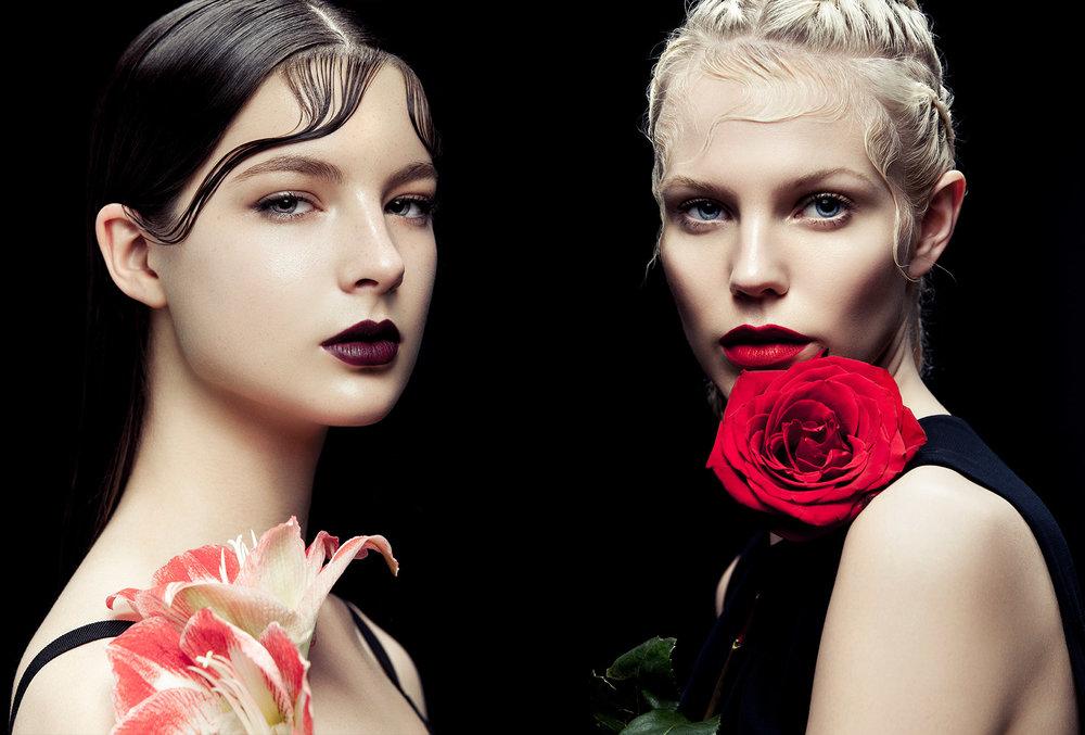 Harpers Bazaar Vietnam - Fall Beauty - Like a Rose - Jingna Zhang2.jpg
