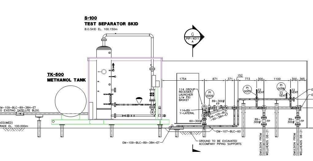 Design And Drafting Lanmark Engineering Inc
