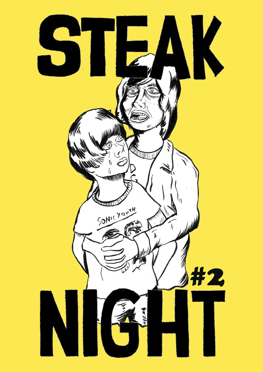 Cover for Steak NIght 2