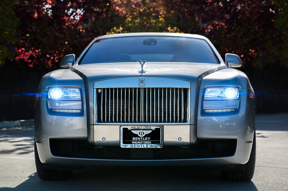 ROLLS ROYCE - BENTLY GHOST