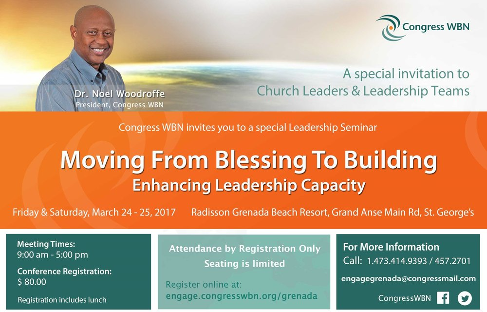 building blessing invitation