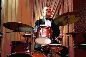 Robert Maxwell - Conductor, drummer, leader of JMO