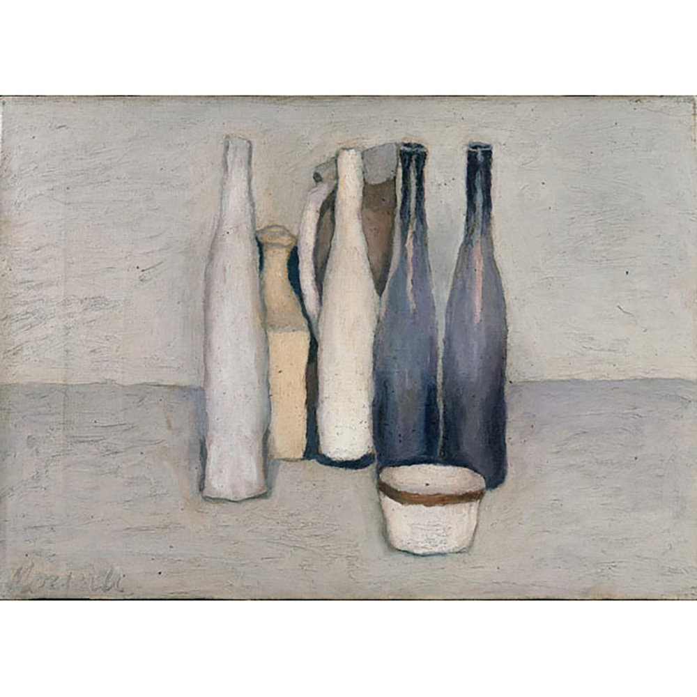 Giorgio Morandi, Still Life, 1957.
