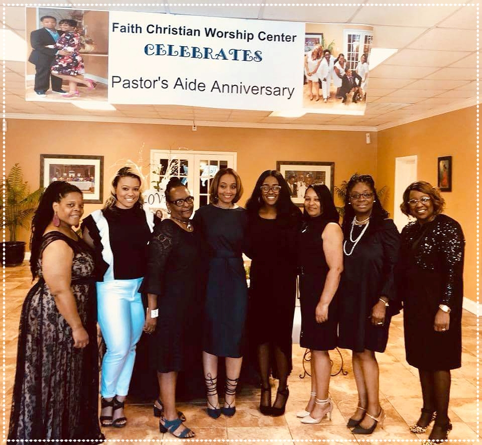 Pastor's Aide Ministry Anniversary -