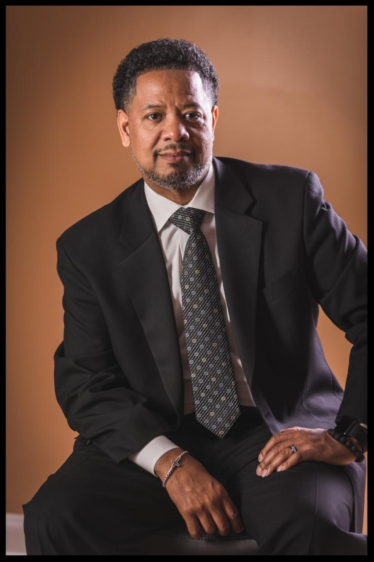 Pastor Gary G. Johnson Sr., m. div.