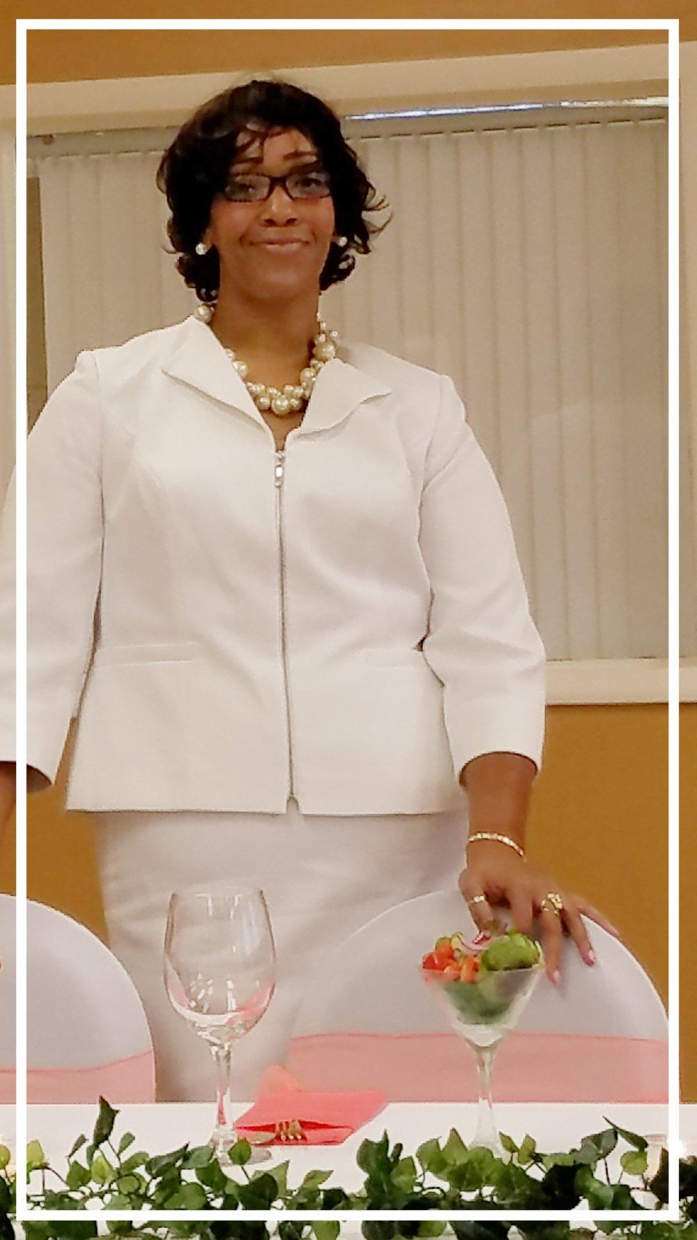minister rhonda johnson