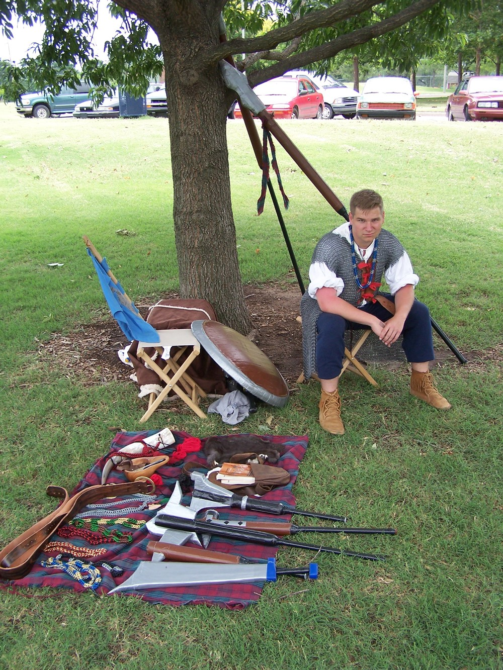 Crafts in armor, decor and gear