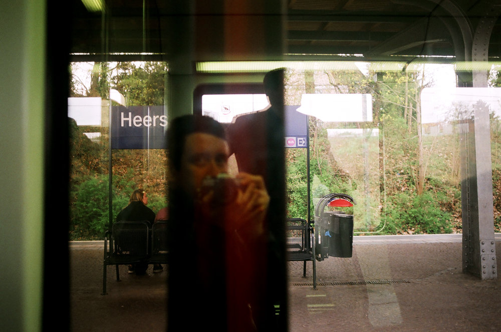 Selfie, Berlin.