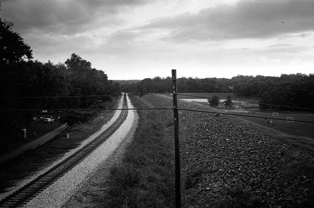 Scottsville, Virginia // Tri X