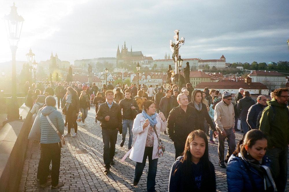 Prague // Portra 400