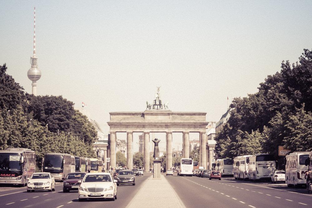 Berlin, May 2018