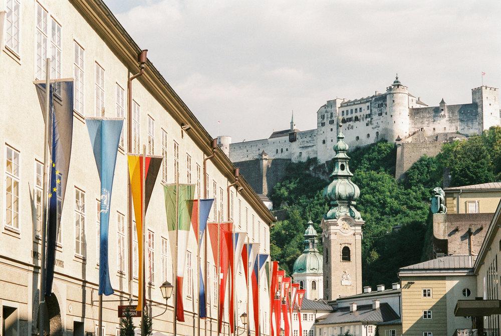 Salzburg, August 2018
