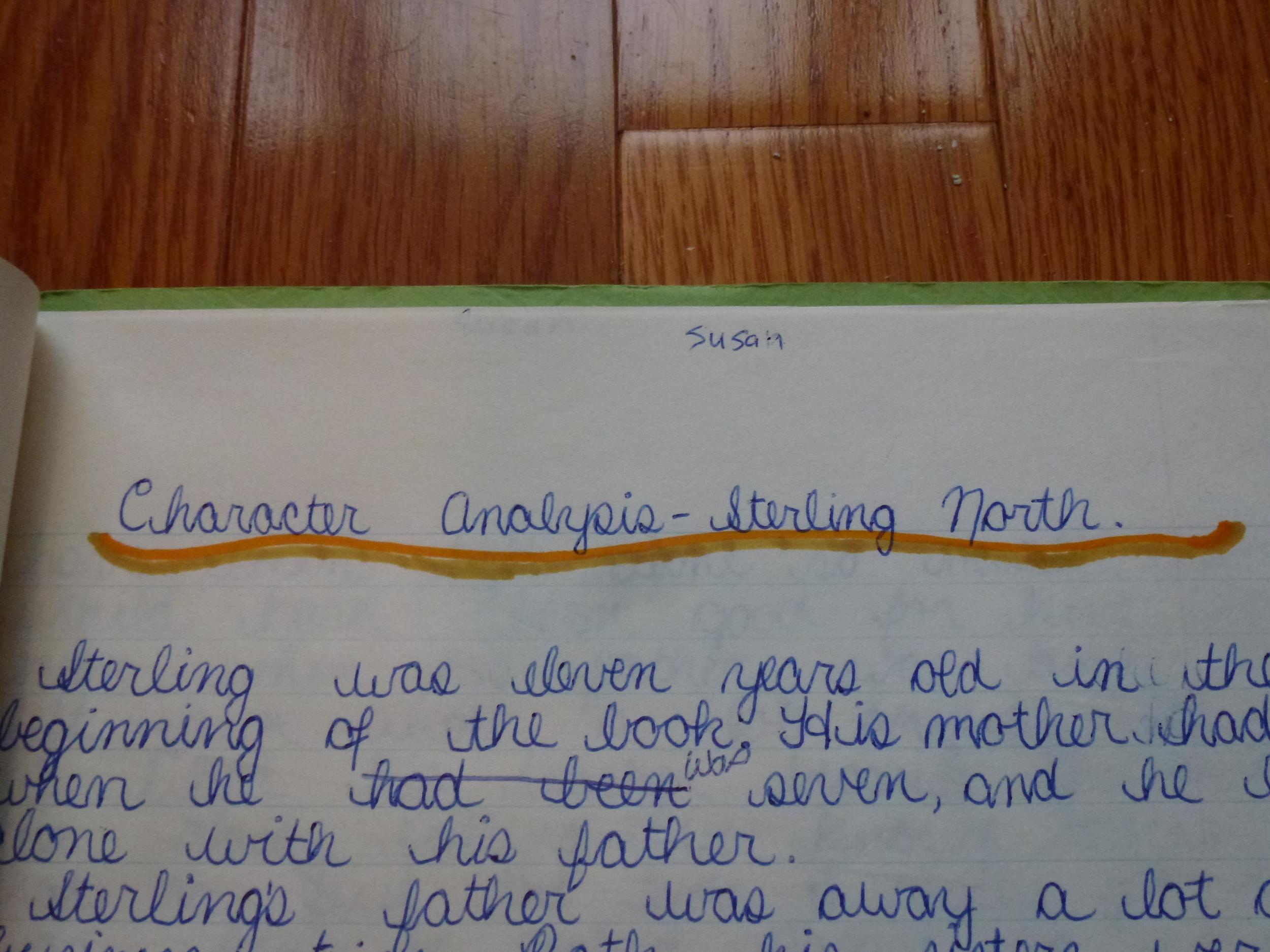 Creative writing2