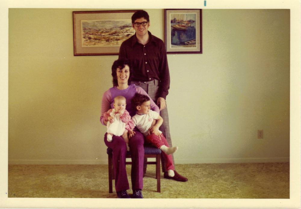 No one asked them. Toronto, circa 1972.