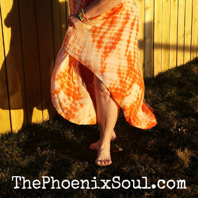 Peeking behind the scenes of The Phoenix Soul: Rhythm (4/15/15). The dancer is Maureen, author of our Bitter & Beautiful column (and my sweet mama).