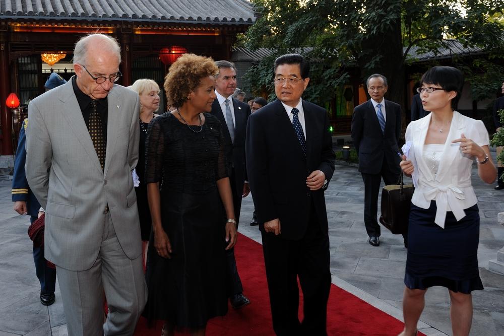 Chine, President, République populaire de Chine, S.E. Hu Jintao (2).JPG