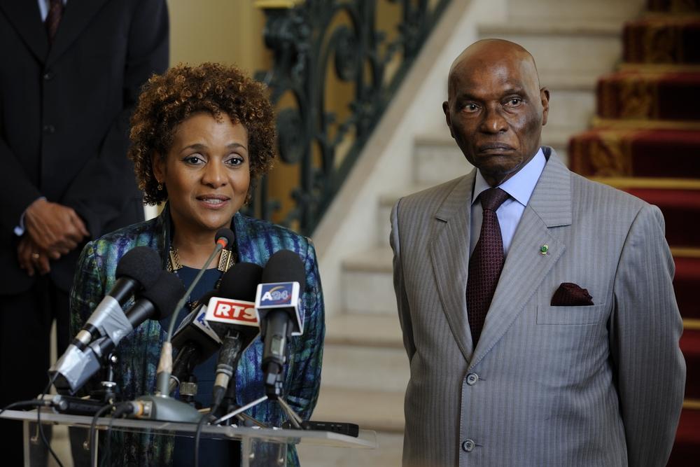 Sénégal, Président de la République, S.E. Abdoulaye Wade, Avril 2010 (5).JPG