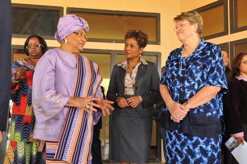 Présidente du Libéria Johnson Sirleaf mars 2009.jpg