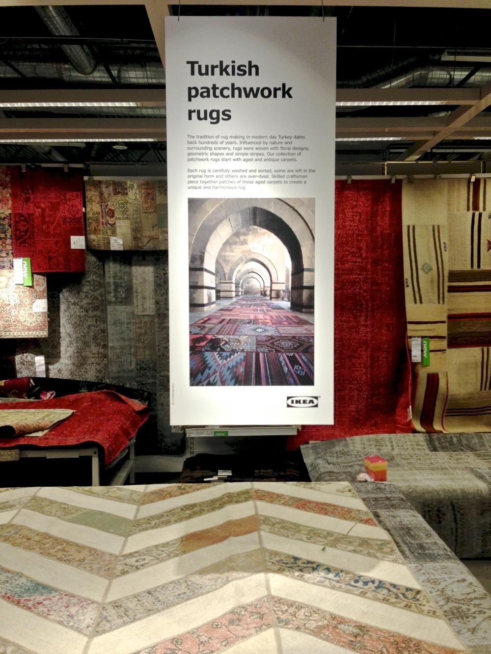 Shopping Trip: Ikeau0026#39;s New Turkish Rugs u2014 Becca Stephens Interiors
