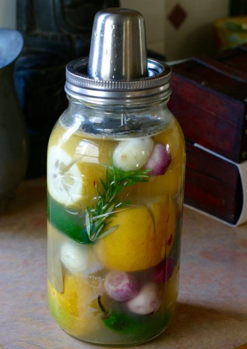 Lemon & Jalapeno Ferment