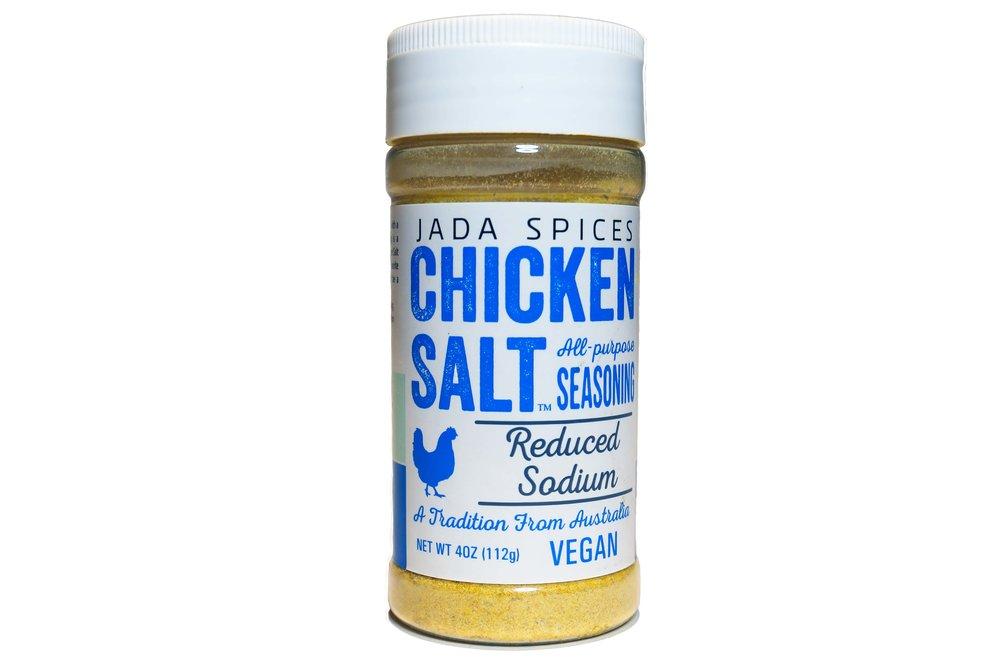 Chicken Salt Reduced Sodium