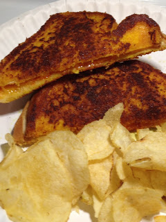 Chicken Salt Grilled Cheese - From snacks to breakfast, lunch, and dinner, Chicken Salt is the perfect addition. The great staff at 37 Cooks created some fantastic recipes for all occasions! For instance, if you love a classic snack, then the