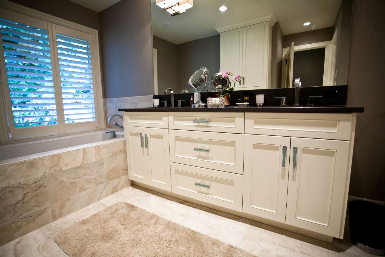 Hall Bathroom Remodel Portland David E Benner Fine Remodeling - Bathroom remodel portland