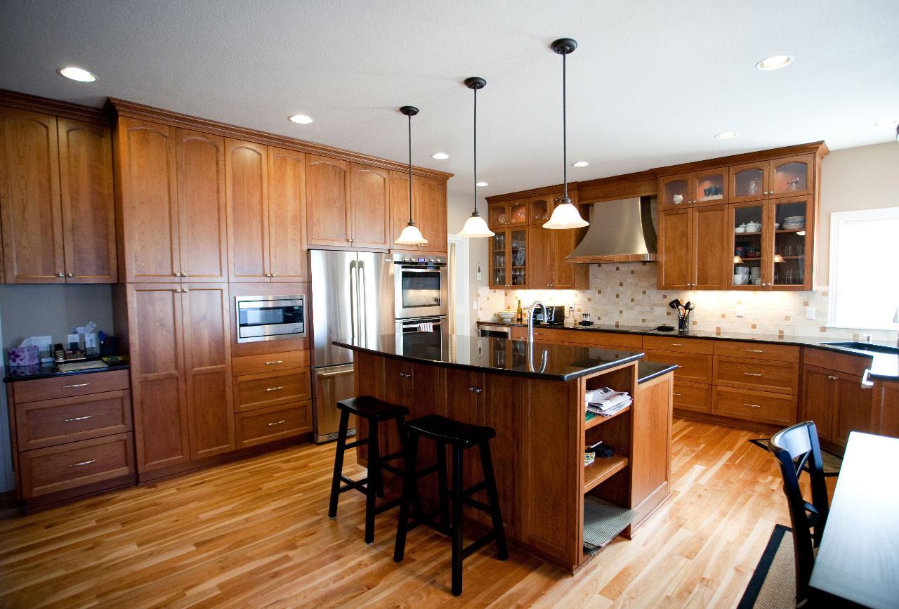 Croy Kitchen Remodel, Portland — David E. Benner Fine Remodeling