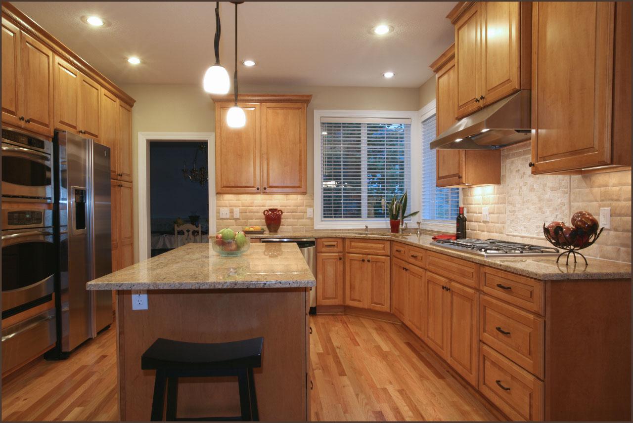 Rohlman Kitchen Remodel, Portland — David E. Benner Fine Remodeling