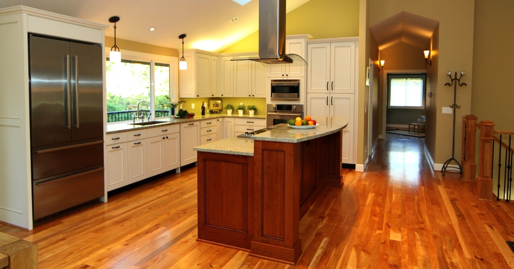 """We are very pleased with our new kitchen and have found the space to be much more functional than before. We would happily recommend David's work to others."""