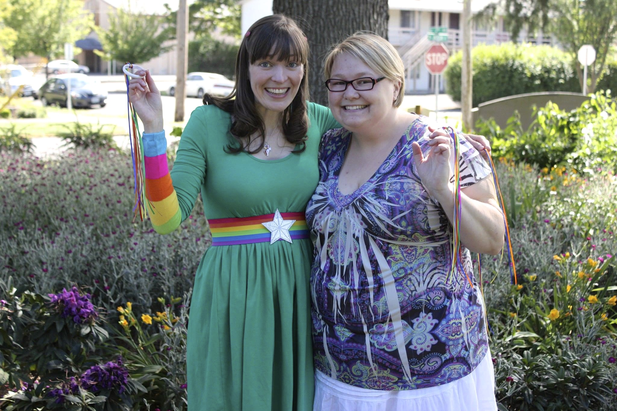 Rachel and Emmy