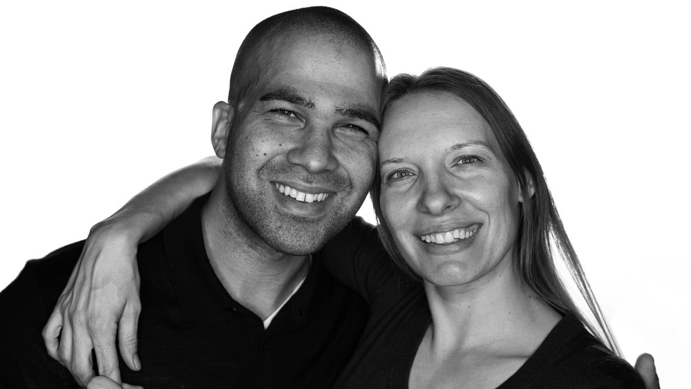Dov and Natasha - B&W.jpg