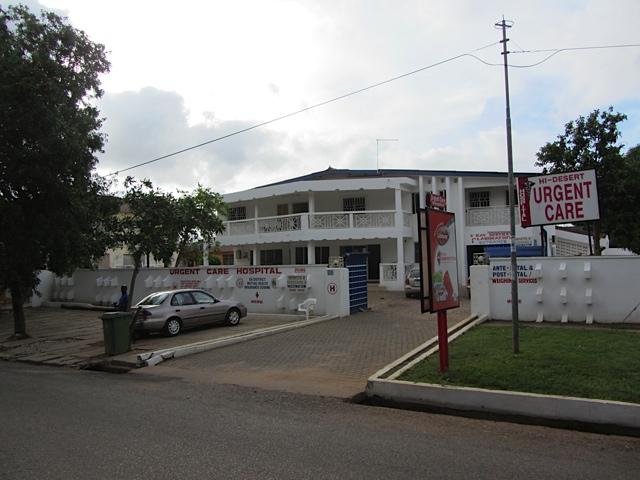 Urgent care Hospital Achimota Accra Ghana