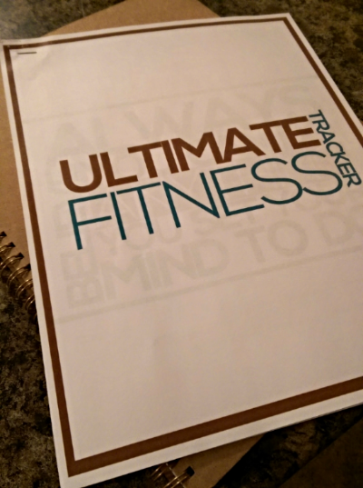 The Ultimate Fitness Tracker Printable