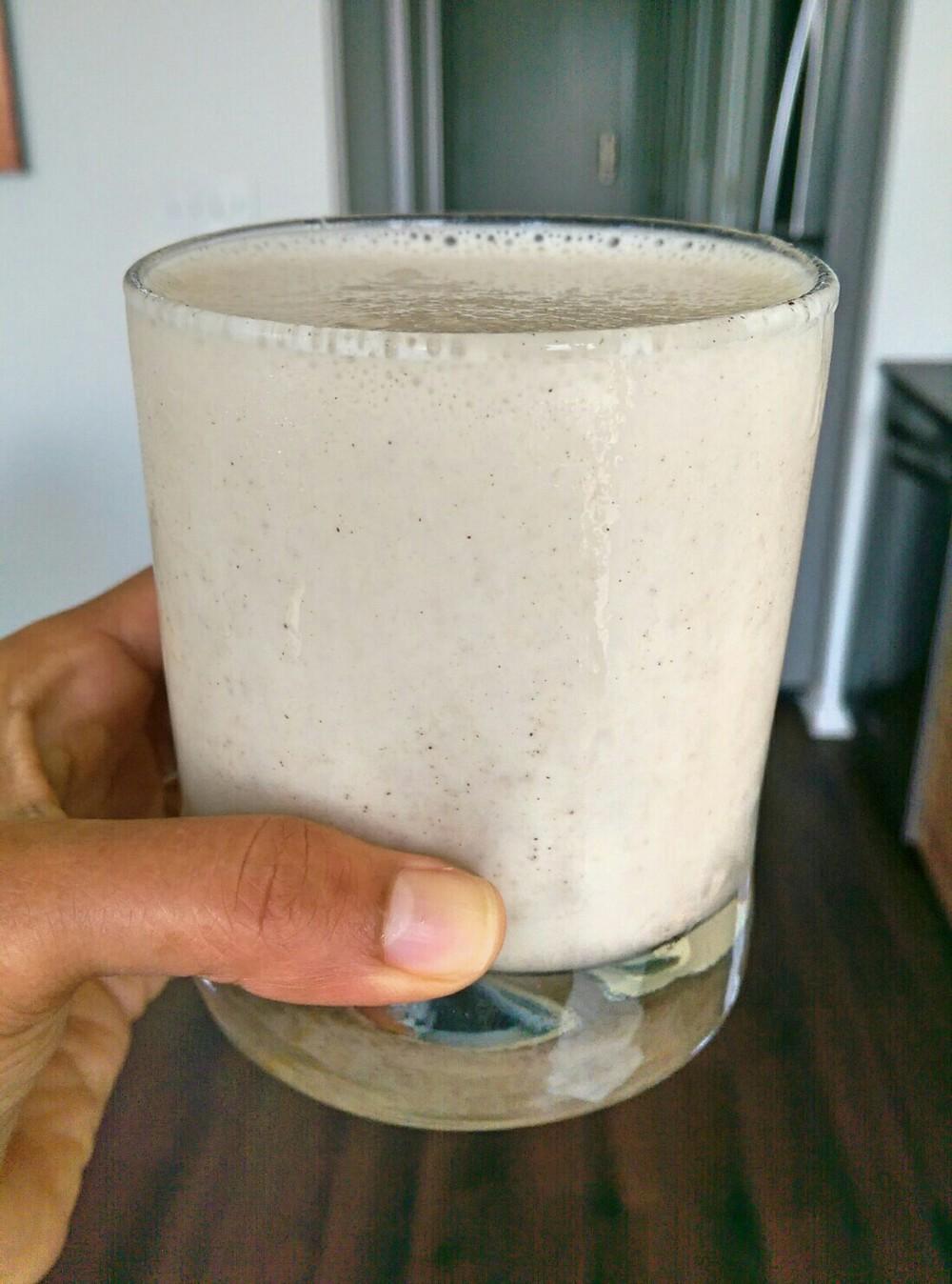 horchata_protein_shake