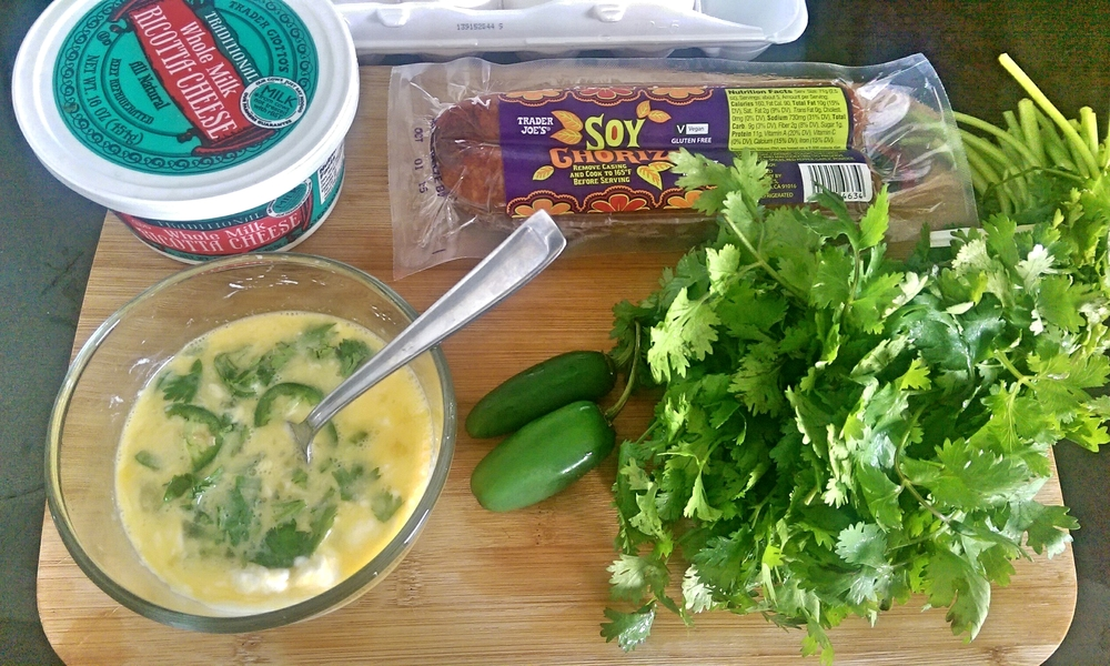 spicy_soyrizo_omelette_ingredients