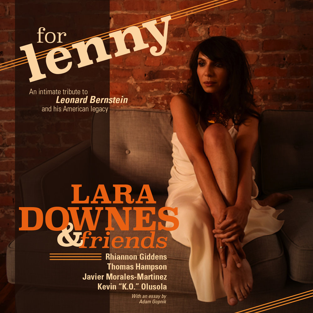 For Lenny - I'm thrilled to introduce my Sony Classical debut album FOR LENNY, celebrating the 100th birthday of Leonard Bernstein with a special friends-and-family tribute to the man behind the music.See below for special features including behind-the-scenes podcasts and videos, listen at Apple Music or Spotify,, and I hope you love the music!xoxLara