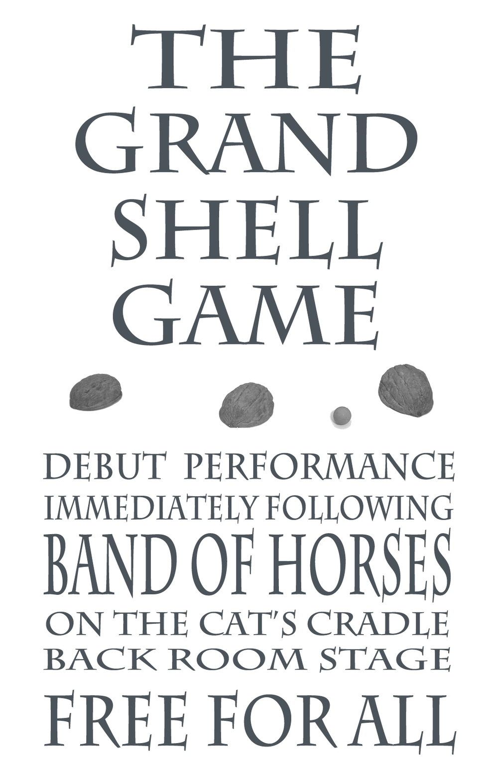 cat's cradle - 6/18/14