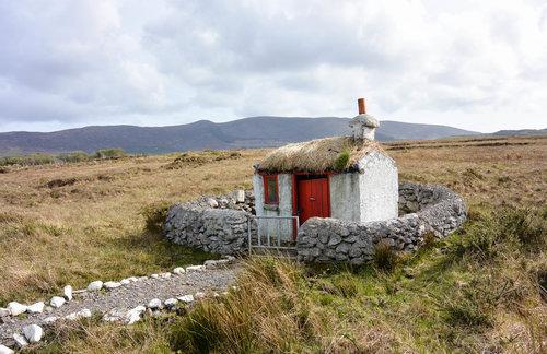 пастуший домик