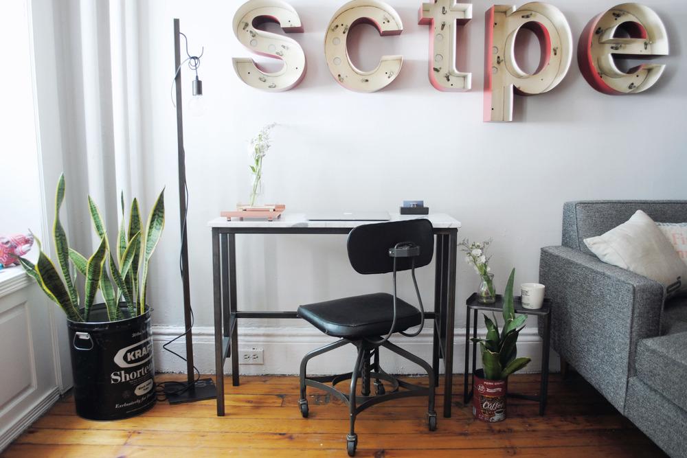 Gotham Desk, $1200