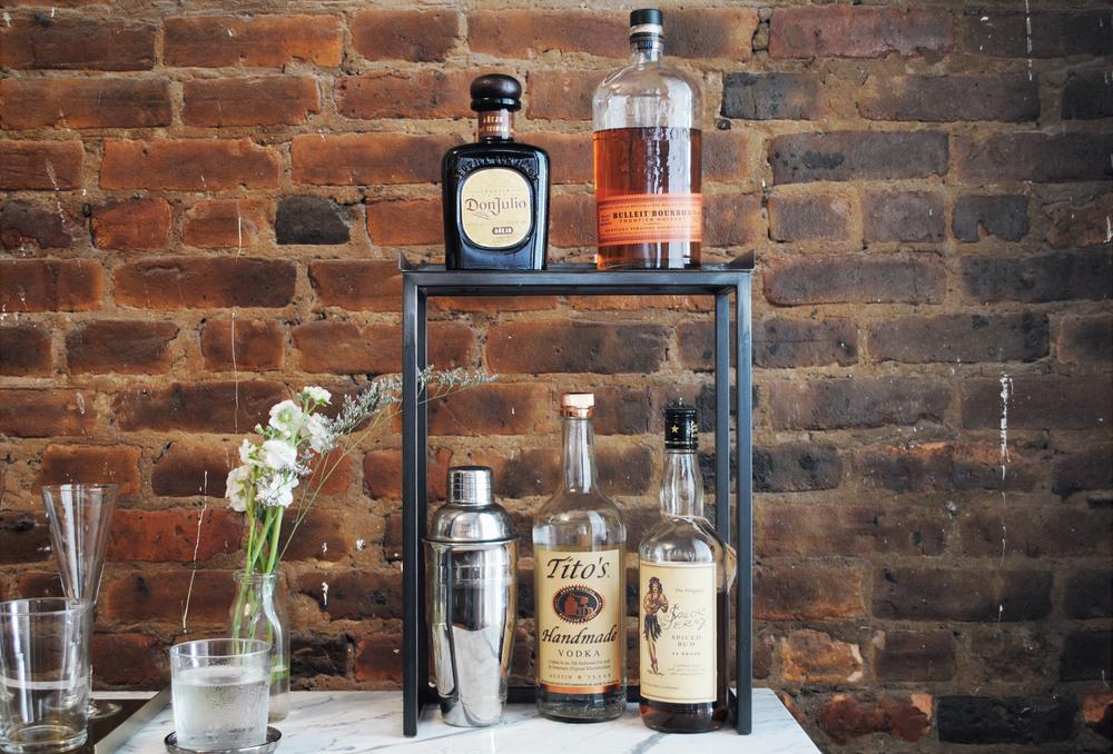 Minibar Shelf, $150