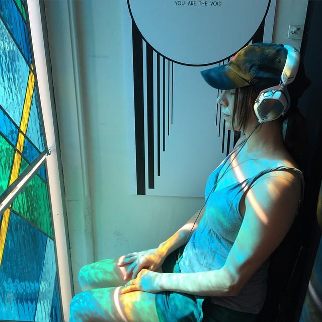 Debbie Bean Stained Glass Installation15.jpg