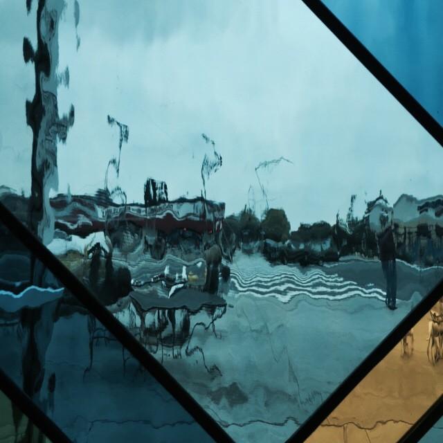 Debbie Bean Stained Glass Installation16.jpg