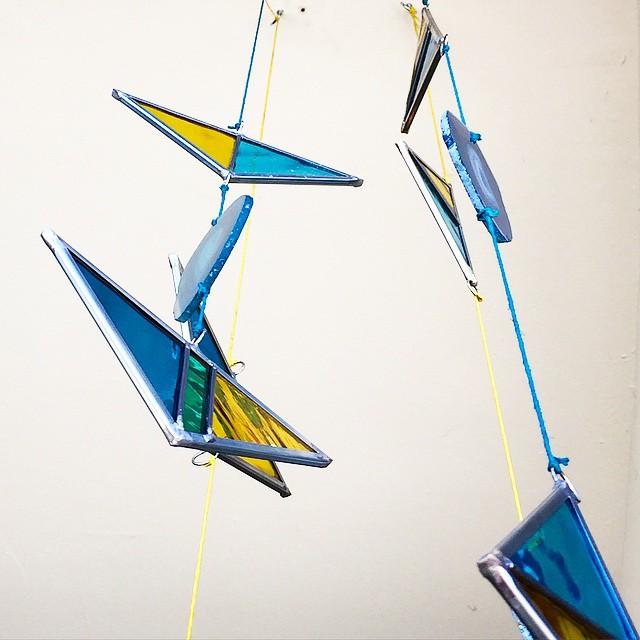 Debbie Bean Stained Glass Installation02.jpg