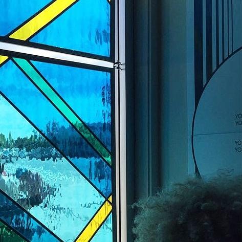 Debbie Bean Stained Glass Installation18.jpg