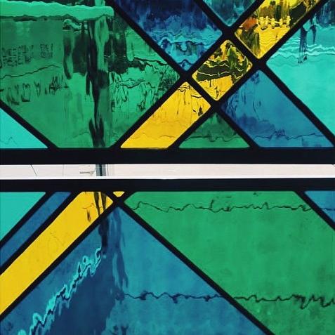 Debbie Bean Stained Glass Installation12.jpg