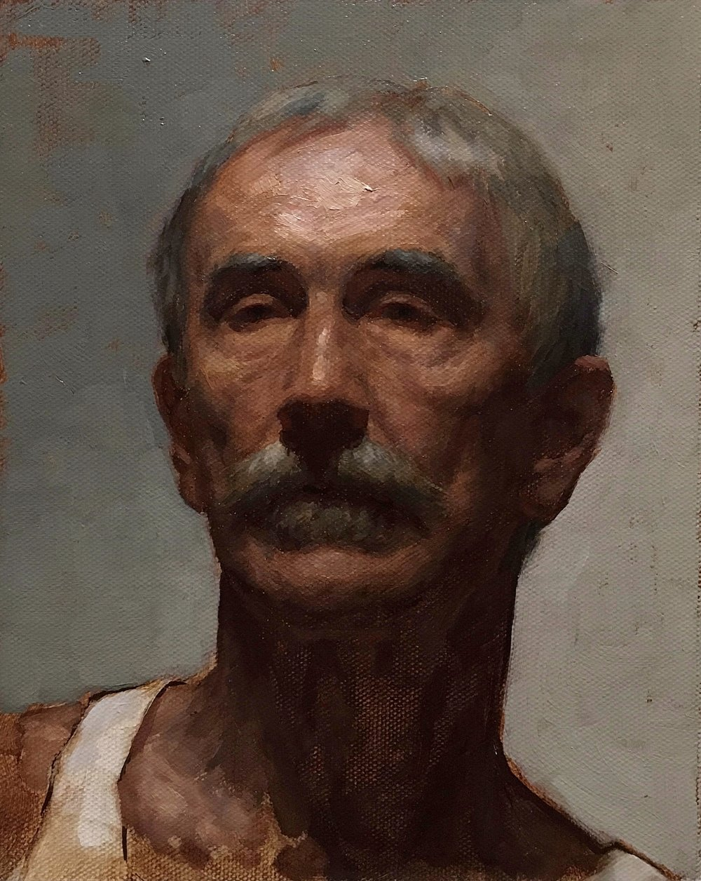 Rodion,  oil on canvas