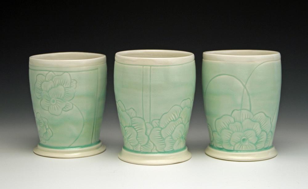 Floral Tumbler Trio.jpg